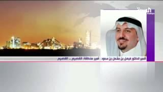 الأمير فيصل بن مشعل بن سعود: تكليفي ما هو إلا لخدمة المواطن
