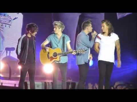 One Direction - Dont Forget Where You Belong