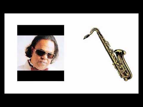 Ghongroo Ki Tarha Bajta He Raha - Saxophone