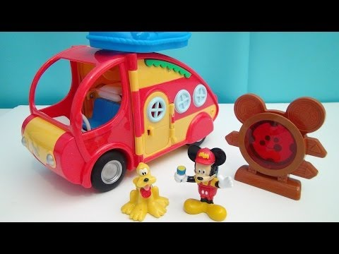 MICKEY MOUSE CLUBHOUSE PLAYSET MICKEY
