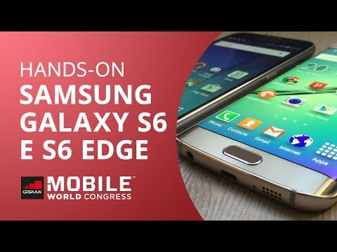 Samsung Galaxy S6 e S6 Edge: tudo sobre os novos smartphones [MWC 2015]