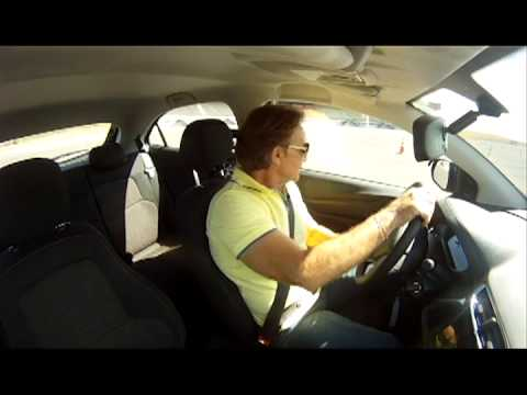 Teste Chevrolet Onix Automático - Carlos Cunha
