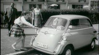 BMW Isetta, 1955 - 1962