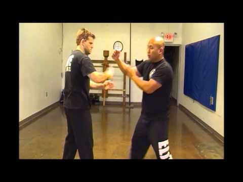 Jeet Kune Do - Four Basic Trapping Combinations Image 1