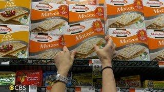 Manischewitz aims to grow business beyond Passover