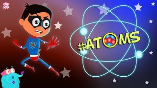 What Is An Atom? | The Dr. Binocs Show | Best Learning Videos For Kids | Peekaboo Kidz