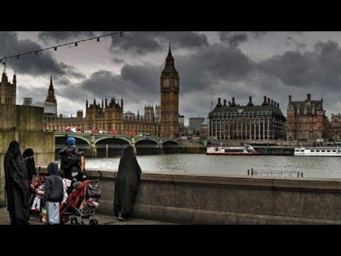 Британия переходит в Ислам: 423 новых мечети, 500 закрытых церквей.Новости от 25.03.2018