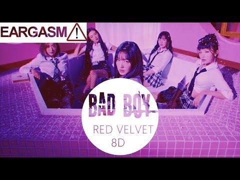 RED VELVET (레드벨벳) - BAD BOY [8D USE HEADPHONE] 🎧