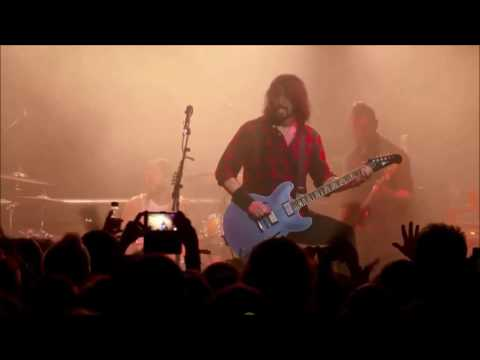 Foo Fighters - 02/24/2017 - New Song Teasers @ Cheese and Grain, Frome UK