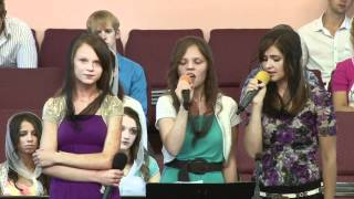 Merezhnikov sisters and Ruban Gala - Youth Conference 2012