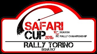 Rally Torino - RC rally 2016