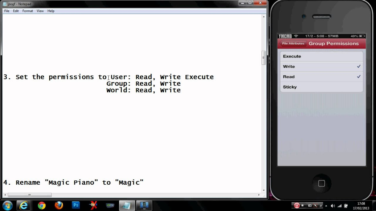 HowTo: Hack Magic Piano v5.0.2 FREE SONGS!! (iPod/iPhone/iPad) *HD