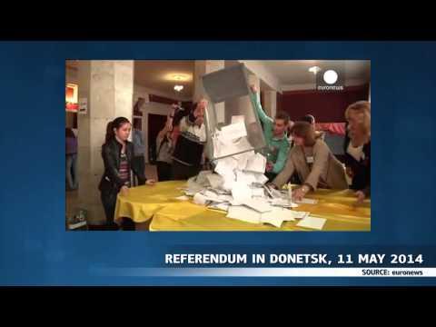 Self-Rule Vote in Ukraine
