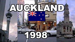 Auckland New Zealand 1998