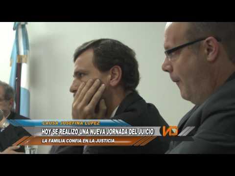Nueva jornada del juicio por la muerte de Josefina López
