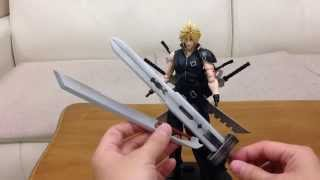 My Fusion Swords with phone & sunglasses for Play Arts 改 Kai CLOUD クラウド・ストライフ - Final Fantasy VII