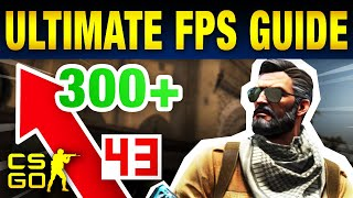 Top 5 Insane Tips to Boost FPS in CSGO
