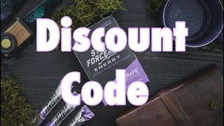 I Have A Discount Code For You!