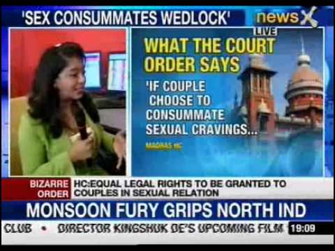 NewsX: Madras High Court verdict shocks India