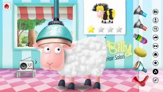 Hairstyling Fun Game for Children Play Silly Billy Hair Salon Wonderkind