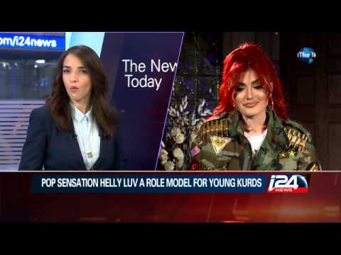 Interview with Kurdish Singer Helly Luv
