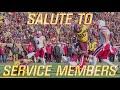 Gopher Football Salute to Service Members: November 10th vs. Purdue