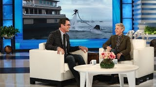Ty Burrell Tried Not to Die via Jet Pack on His 50th Birthday