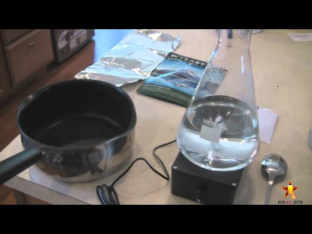 Homebrew 101: Making a Yeast Starter | Beer Geek Nation Beer Reviews