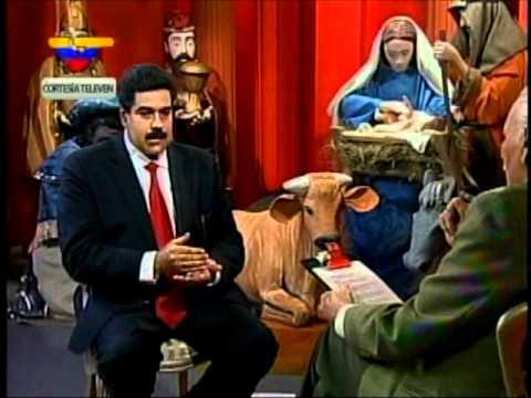 Jose Vicente Hoy - Entrevista al canciller Nicolas Maduro