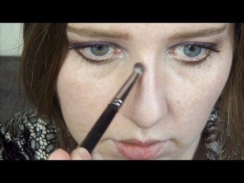 Foundation and Concealing Acne Using MAKE UP FOR EVER Full Cover Concealer