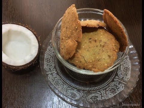 kayi vade | Coconut Vada | ಕಾಯಿ ವಡೆ | Kannada recipes