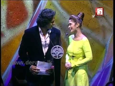 The First Derana Lux Film Awards 2011 - Mathakada Handawe (Part...