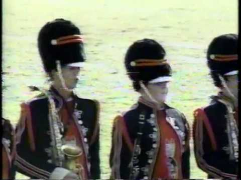 Warren High School Band 1989 - UIL Region 10 Marching Contest