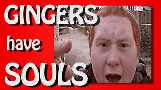 GINGERS Have SOULS - Now on iTunes!