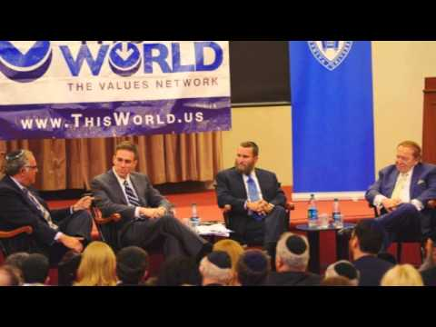 Audio of Event 'Iran, Assimilation, and the Threat to Israel and Jewish Survival: Will Jews Exist?'