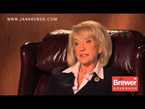 In her own words: Jan Brewer on Meeting Obama and Defending Arizona's Immigration Law