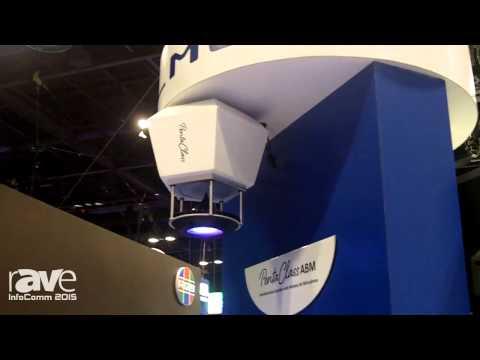 InfoComm 2015: ELMO Introduces PentaClass Portable Audio System