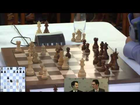 Carlsen vs Anand - 2014 Zurich Blitz Chess