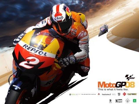 media moto gp 08 pc gameplay