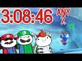 Super Mario Odyssey Speedrun w/JaidenAnimations & SomeThingElseYT MP3