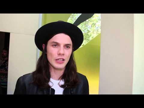 James Bay | Interview | 15th Sept 2014 | Music News