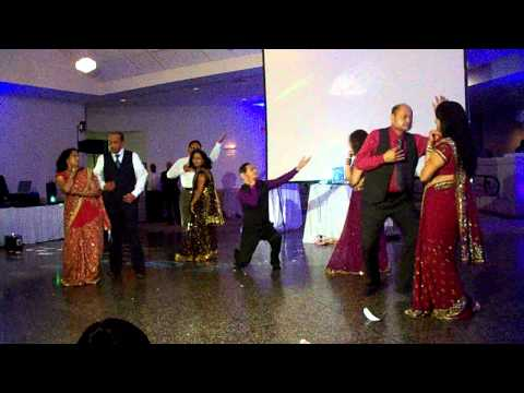 The BEST Bollywood Wedding Dance EVER