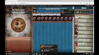 How to get free cookies on cookie clicker! (No download)