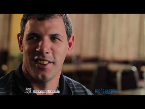 Ice Guardians Extras: Gino Odjick - you're welcome, Marty