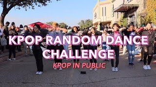 [KPOP IN PUBLIC][DYSKO] Dallas Korean Fest Random Play Dance