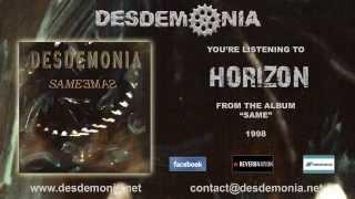 Watch Desdemonia Horizon video