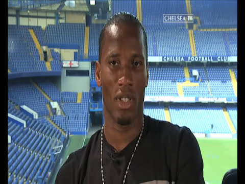 Chelsea FC - Drogba's message to the fans