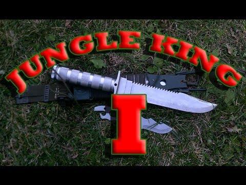 Сделать нож для охоты
