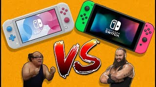 Nintendo Switch VS Switch Lite! Which Should You Buy?