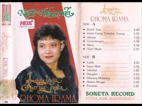 Lagu2 Karya Cipta Rhoma Irama / Noer Halimah